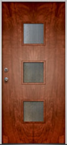 Vintage exterior front doors for ranch and bungalow homes for 1950s front door styles